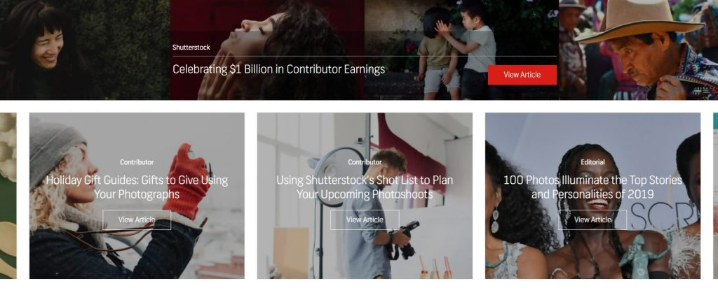 The Shutterstock Blog.